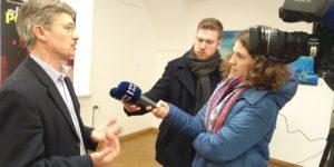 novinarska konferenca 40 dni brez alkohola