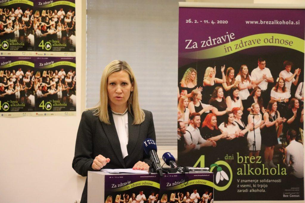Vesna Marinko, v.d. direktorice Javne agencije RS za varnost prometa